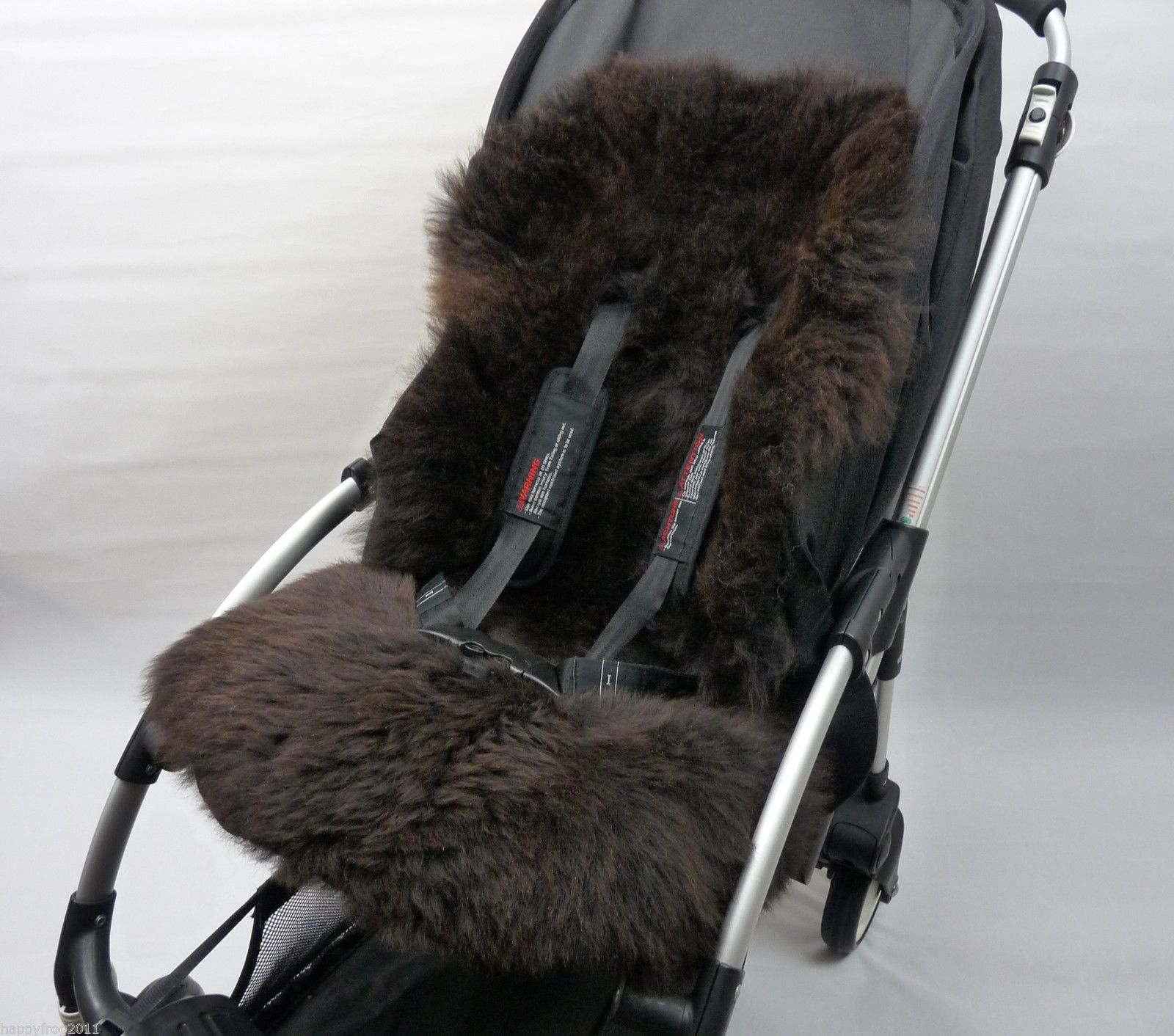 Sheepskin Brown