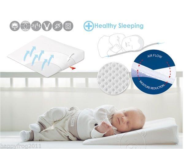Aero 3d Pillow Ergonomic Baby Infant Newborn Safety